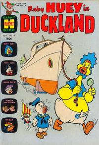 Cover Thumbnail for Baby Huey in Duckland (Harvey, 1962 series) #10