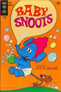 Cover Thumbnail for Baby Snoots (Western, 1970 series) #1