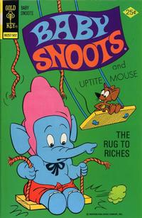 Cover Thumbnail for Baby Snoots (Western, 1970 series) #19
