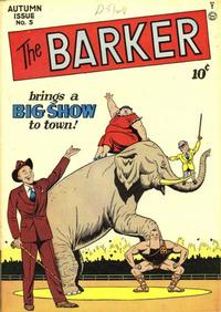 Cover Thumbnail for The Barker (Quality Comics, 1946 series) #5