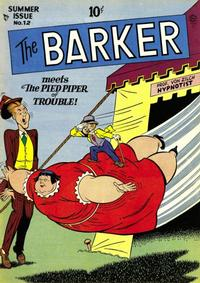 Cover Thumbnail for The Barker (Quality Comics, 1946 series) #12