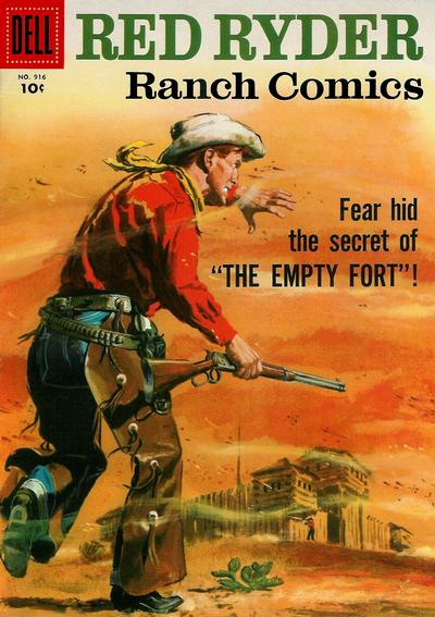 Cover for Four Color (Dell, 1942 series) #916