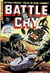Cover for Battle Cry (Stanley Morse, 1952 series) #5