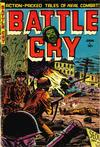 Cover for Battle Cry (Stanley Morse, 1952 series) #16