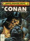 Cover for The Savage Sword of Conan (Marvel, 1974 series) #89