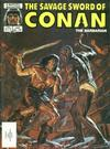 Cover for The Savage Sword of Conan (Marvel, 1974 series) #120