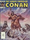 Cover for The Savage Sword of Conan (Marvel, 1974 series) #136