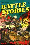 Cover for Battle Stories (Fawcett, 1952 series) #1