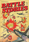 Cover for Battle Stories (Fawcett, 1952 series) #2