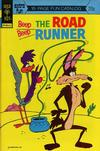 Cover for Beep Beep the Road Runner (Western, 1966 series) #40 [Gold Key]