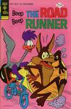Cover Thumbnail for Beep Beep the Road Runner (1966 series) #55 [Gold Key variant]