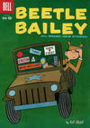 Cover for Beetle Bailey (Dell, 1956 series) #25