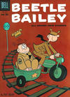 Cover for Beetle Bailey (Dell, 1956 series) #27