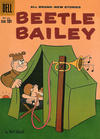 Cover for Beetle Bailey (Dell, 1956 series) #30