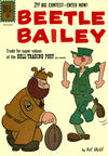 Cover for Beetle Bailey (Dell, 1956 series) #35