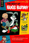 Cover for The Best of Bugs Bunny (Western, 1967 series) #2