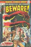 Cover for Beware (Marvel, 1973 series) #6