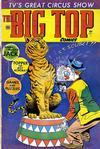 Cover for The Big Top (Toby, 1951 series) #2