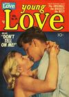 Cover for Young Love (Prize, 1949 series) #v3#6 (24)