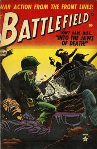 Cover Thumbnail for Battlefield (Marvel, 1952 series) #5