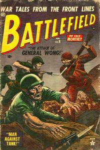 Cover Thumbnail for Battlefield (Marvel, 1952 series) #8