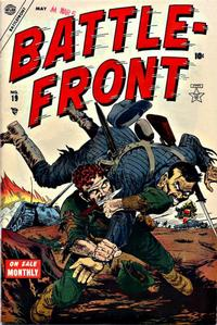 Cover Thumbnail for Battlefront (Marvel, 1952 series) #19