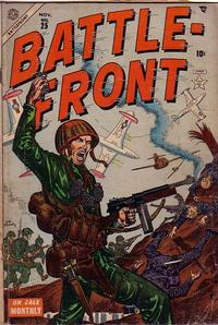 Cover Thumbnail for Battlefront (Marvel, 1952 series) #25