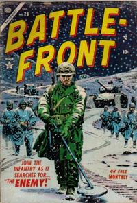 Cover Thumbnail for Battlefront (Marvel, 1952 series) #26