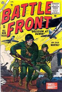 Cover Thumbnail for Battlefront (Marvel, 1952 series) #30