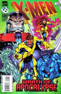 Cover Thumbnail for X-Men: Wrath of Apocalypse (Marvel, 1996 series) #1