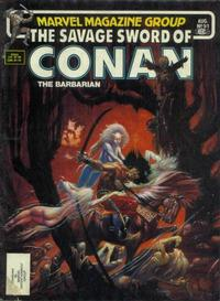 Cover Thumbnail for The Savage Sword of Conan (Marvel, 1974 series) #91
