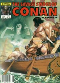 Cover Thumbnail for The Savage Sword of Conan (Marvel, 1974 series) #101