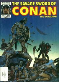 Cover Thumbnail for The Savage Sword of Conan (Marvel, 1974 series) #115