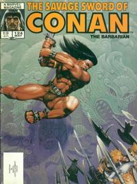 Cover Thumbnail for The Savage Sword of Conan (Marvel, 1974 series) #124