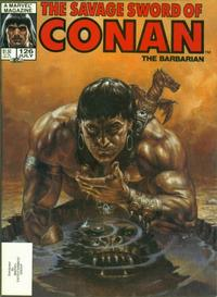 Cover Thumbnail for The Savage Sword of Conan (Marvel, 1974 series) #126