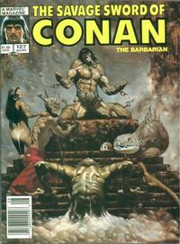 Cover Thumbnail for The Savage Sword of Conan (Marvel, 1974 series) #127