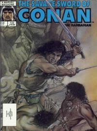 Cover Thumbnail for The Savage Sword of Conan (Marvel, 1974 series) #133