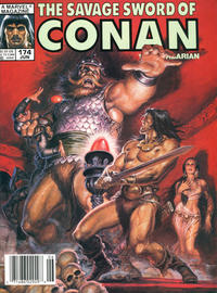 Cover Thumbnail for The Savage Sword of Conan (Marvel, 1974 series) #174