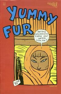 Cover Thumbnail for Yummy Fur (Vortex, 1986 series) #1
