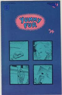Cover for Yummy Fur (Vortex, 1986 series) #14
