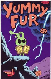Cover Thumbnail for Yummy Fur (Vortex, 1986 series) #23