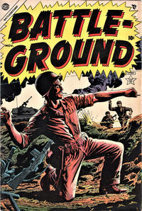 Cover Thumbnail for Battleground (Marvel, 1954 series) #2