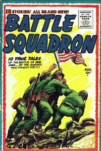 Cover Thumbnail for Battle Squadron (Stanley Morse, 1955 series) #3