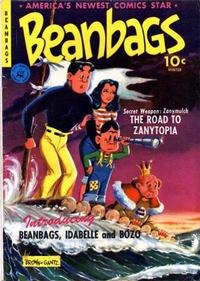 Cover Thumbnail for Beanbags (Ziff-Davis, 1951 series) #1