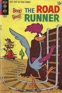 Cover Thumbnail for Beep Beep the Road Runner (Western, 1966 series) #22