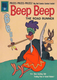 Cover Thumbnail for Beep Beep (Dell, 1960 series) #10