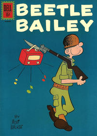 Cover Thumbnail for Beetle Bailey (Dell, 1956 series) #37