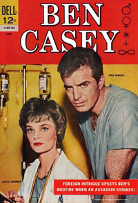 Cover Thumbnail for Ben Casey (Dell, 1962 series) #6