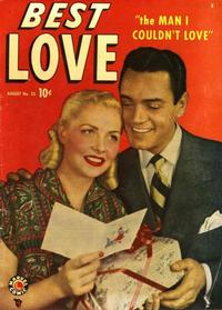 Cover Thumbnail for Best Love (Marvel, 1949 series) #33