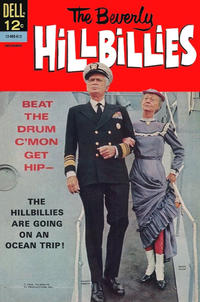 Cover Thumbnail for Beverly Hillbillies (Dell, 1963 series) #15